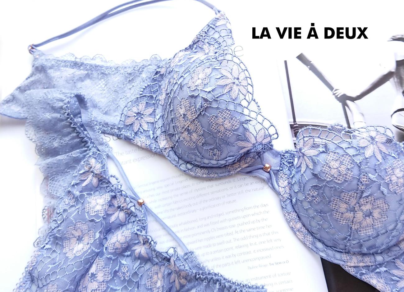 LA VIE A DEUX ラヴィアドゥ